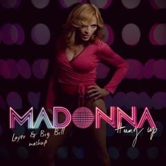 Madonna - Hung Up (Layer & BigBill Mashup)
