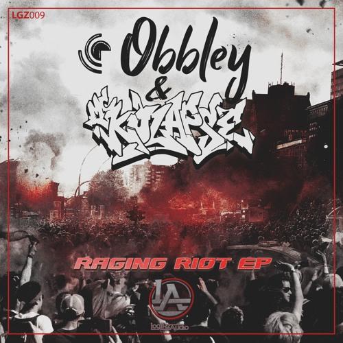 Obbley & MC Kolapse - Raging Riot 2019 [EP]