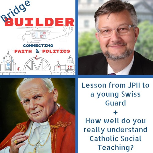 Andreas Widmer on leadership lessons from JPII