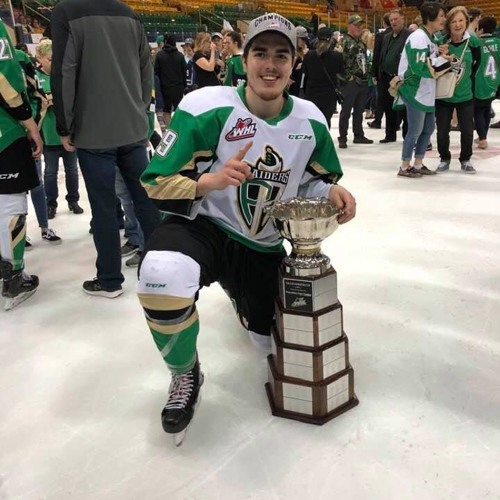 Justin Nachbaur Interview WHL Champion May 14th 2019