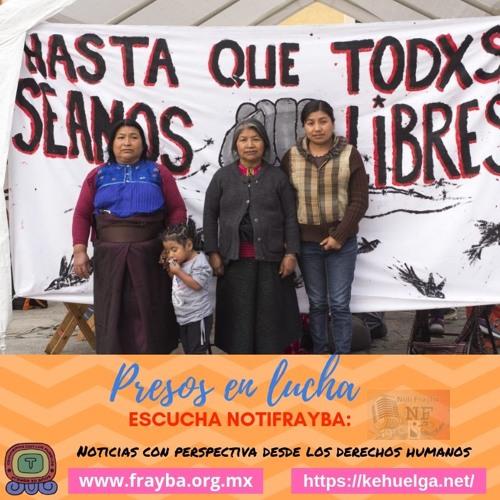 NotiFrayba: Presos en lucha