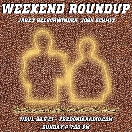"Weekend Roundup S4 E7 ""Tom from Tonawanda"""