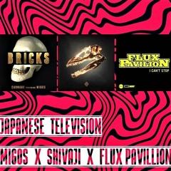 Bricks - Migos Mashup (with Flux Pavillion & Shavaji)