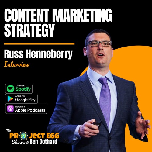 Content Marketing Strategy: Russ Henneberry