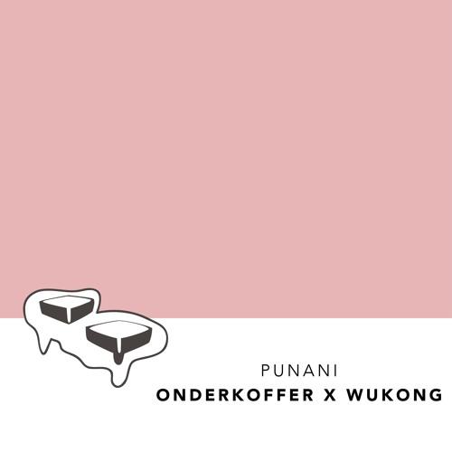 Onderkoffer x WUKONG - PUNANI