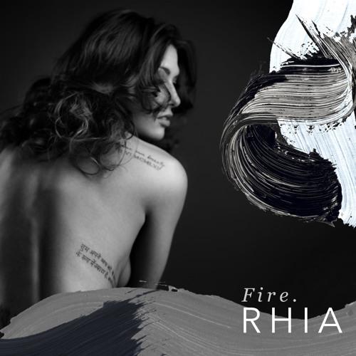 Fire. - Rhia