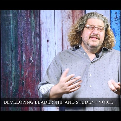 Developing Leadership And Student Voice - Podcast