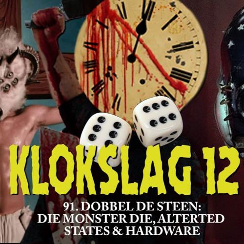 91. Dobbel de steen: Die Monster Die (1965), Altered States (1980) & Hardware (1990)