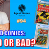 Are Slabbed Comics Good or Bad? | Age of Heroes #94