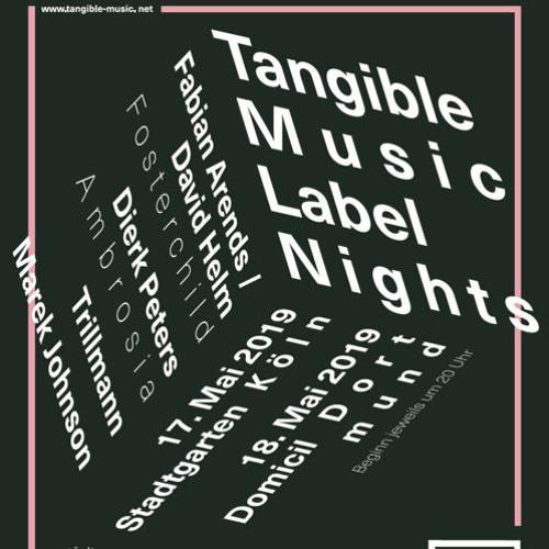 Stadtgarten Radio #5 – Tangible Music Label Nights