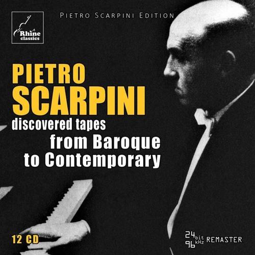 Top Ten 15-5-2019 Pietro Scarpini - Dal barocco al contemporaneo