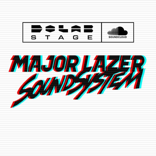 Major Lazer on the Do LaB Stage Weekend One 2019 by Do LaB