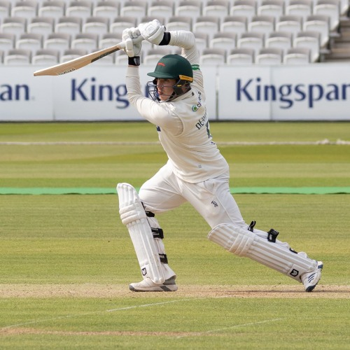 Harry Dearden post Middlesex Day 2