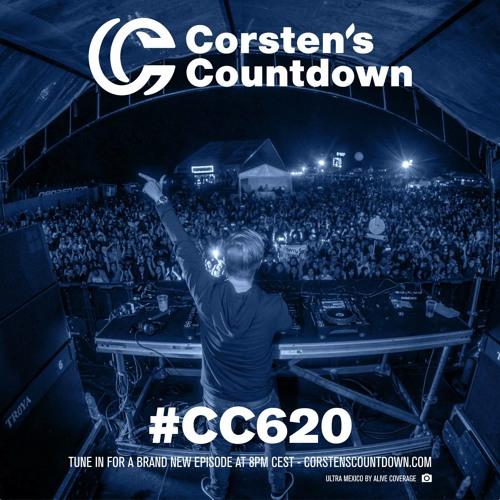 Corsten's Countdown 620 [May 15, 2019]