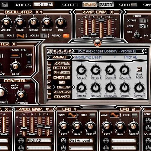 Melodic Techno