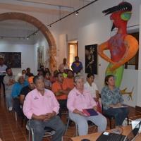 (#Audio) Trabajan en la organización de la Primera Feria de las Nieves 2019 en Dolores Hidalgo