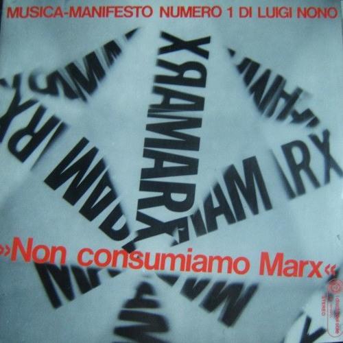 Non Consumiamo Marx (Cover)