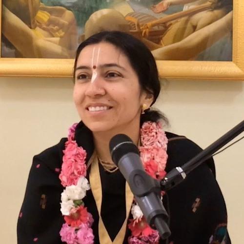 Śrīmad Bhāgavatam class on Mon 13th May 2019 by Yamuna Lila Dāsi 4.22.29