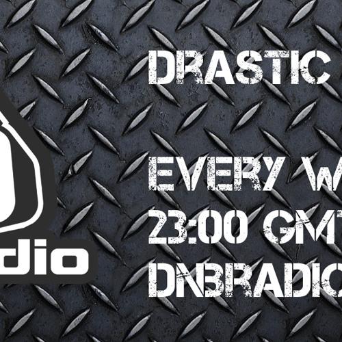 Drastic LIVE on DNBRADIO - Drastic Sounds #23