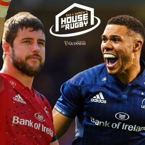 Munster vs. Leinster special with Rhys Marshall, Adam Byrne and John Fogarty