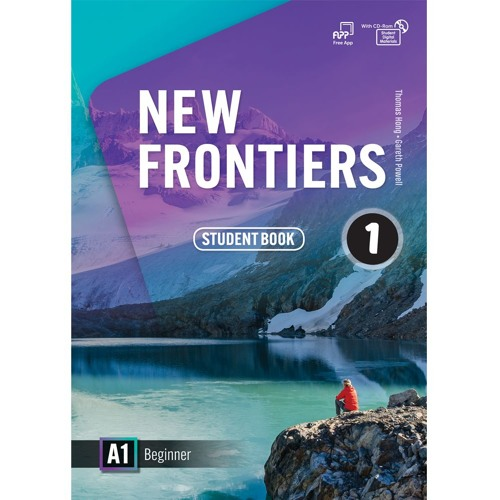 New Frontiers 1 by Compass Publishing