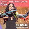 Dana International - Diva (DJ Galili Official Club Mix 2019)
