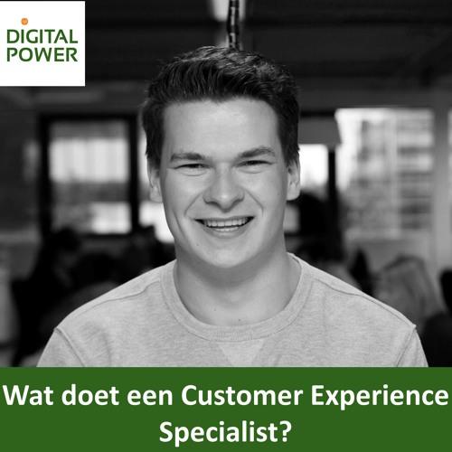Wat doet een Customer Experience Specialist?