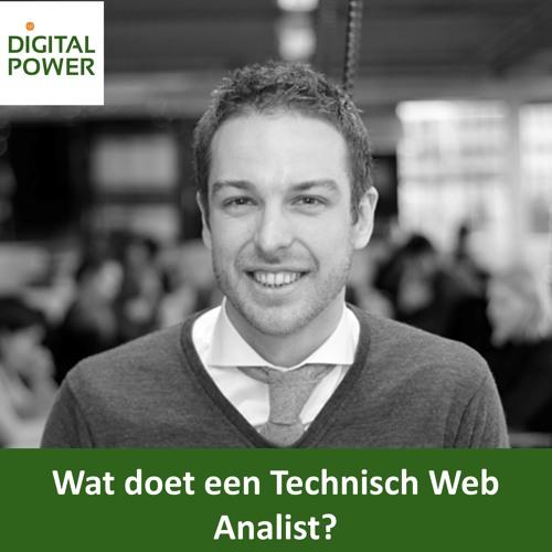 Wat doet een Technisch Web Analist?