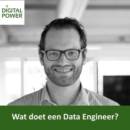 Wat doet een Data Engineer?