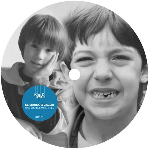 PREMIERE: El Mundo & Zazou — Can You See What I See (Elfenberg Remix) [Kindisch]