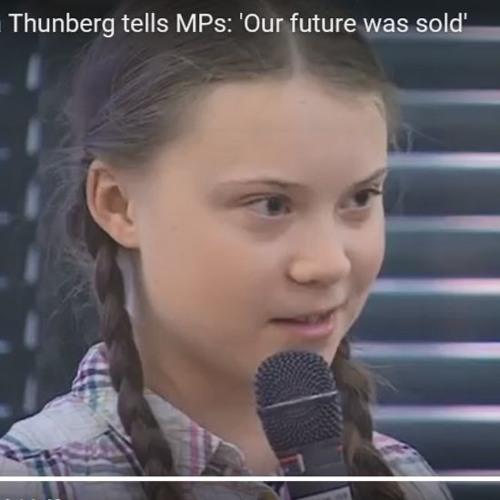 Greta Thunbergs Speech