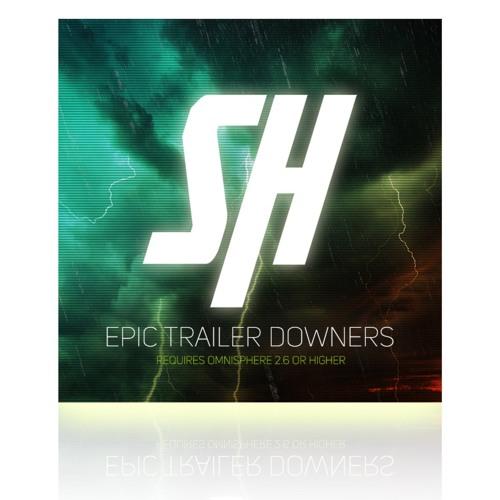 SampleHero - Epic Trailer Downers DEMO