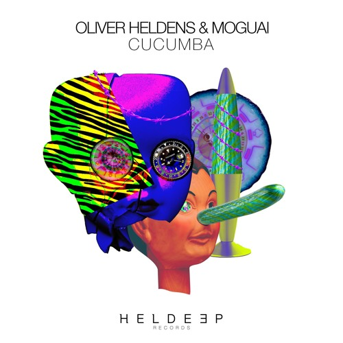 Oliver Heldens & MOGUAI - Cucumba [OUT NOW]