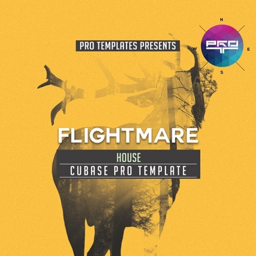 Flightmare Cubase Pro Template