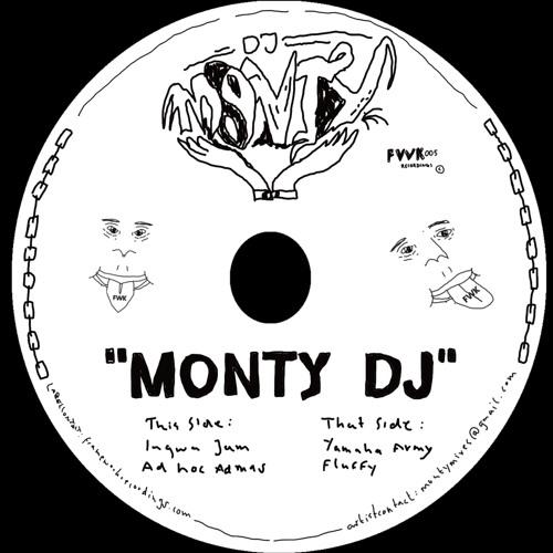 PREMIERE : Monty DJ - Yamaha Army