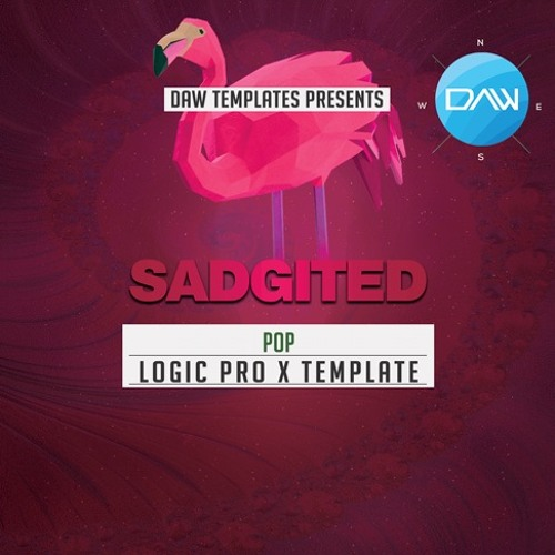 Sadgited Logic Pro X Template