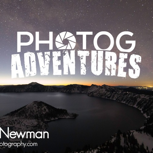 Matt Newman | 2018 Astronomy Photog Winner & a Frostbit February Milky Way at Crater Lake | Ep 103
