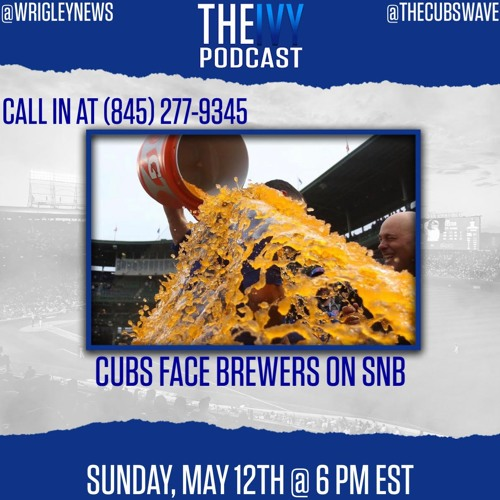 Cubs face the Brewers on SNB