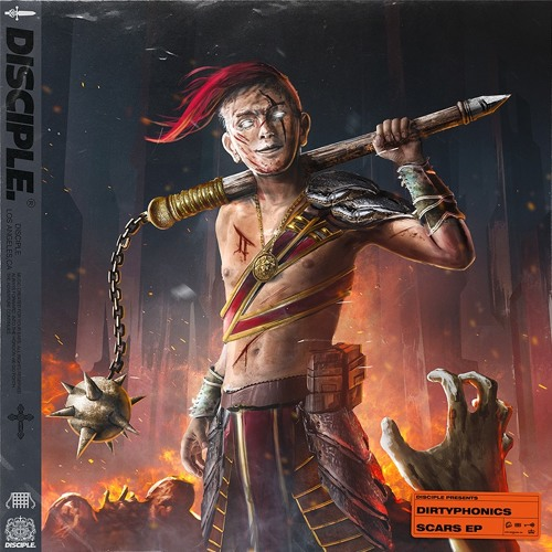 Dirtyphonics - Scars EP