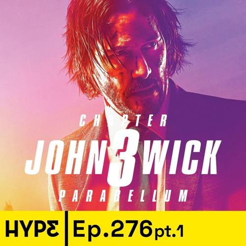 Podcast ep. 276: John Wick 3, comentarios de Chernóbil de HBO, Detective Pikachu y Us