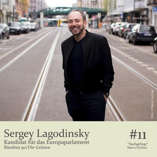 """""""Nachgefragt"""" bei Sergey Lagodinsky - Kandidat für das Europaparlament"""