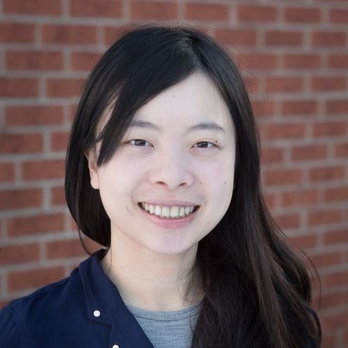 Olivia Lin, revolutionizing patient health tracking with intelligent bedsheet.