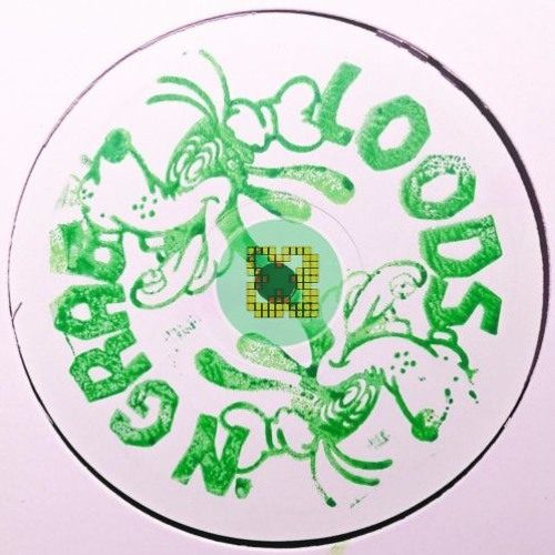 (Follow to Enjoy) Loods and Mall Grab ‎– Love Is Real  (QUAALUDES001)