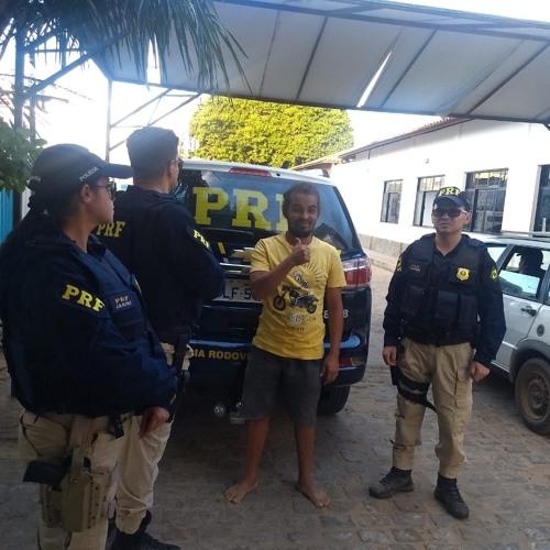 Agradecimento familiares resgate parente em Ribeira do Pombal - Bahia