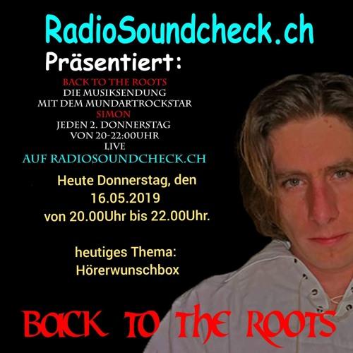 Back To The Roots Mit Simon Loosli - Hörerwunschbox