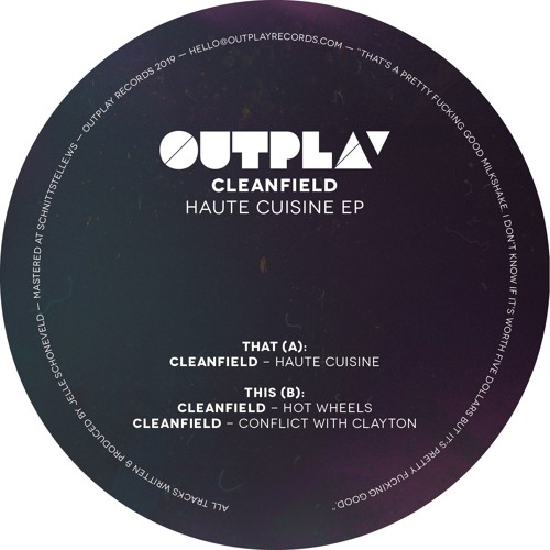 Cleanfield - Conflict With Clayton (preview)