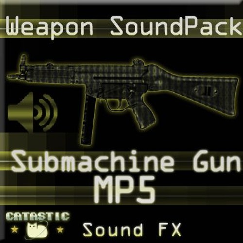 Weapon Sound Pack - SMG: MP5