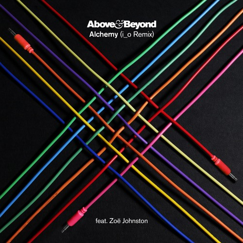 Above & Beyond feat. Zoë Johnston - Alchemy (i_o Remix)