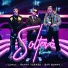 95 Soltera (Remix) IN Solteras - Lunay Ft. Daddy Yankee X Bad Bunny - DJ David Barraza Portada del disco