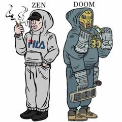 """MF DOOM & Luke Zen - """"Duality"""" (Meat Grinder Remix) (Prod. by Luke Zen)"""